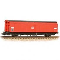 Graham Farish 373-603. N Gauge 46T RBA Sliding Wall Van DB Cargo